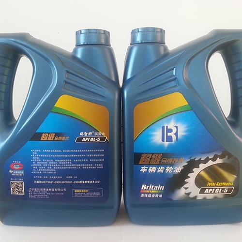 GL-5 车辆齿轮油